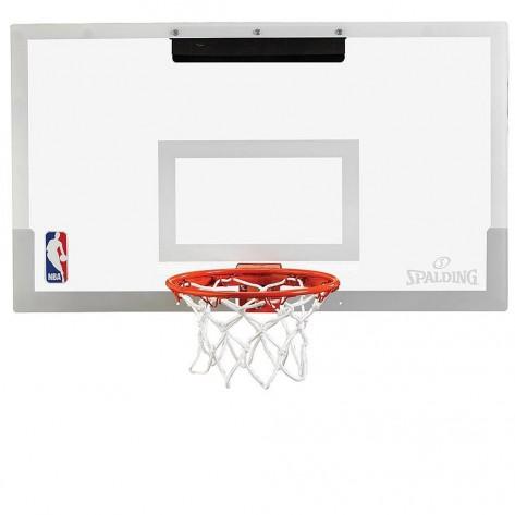 Mini Tabela de Basquete Spalding NBA Arena Slam 180° Pro
