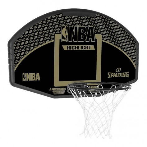 Tabela de Basquete Highlight Spalding NBA 44""