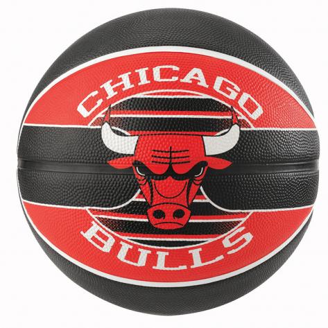 Bola Chicago Bulls Basquete Spalding NBA