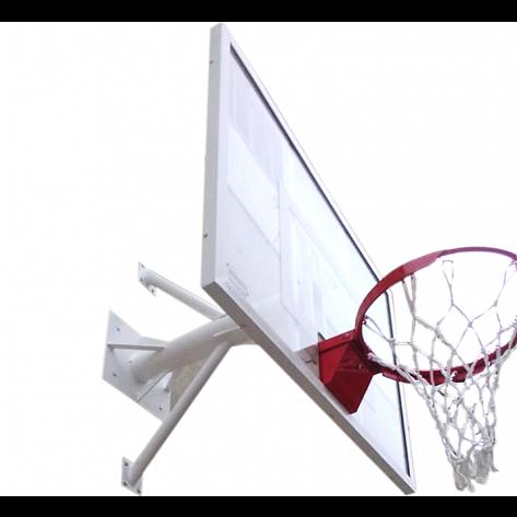 Estrutura de basquete para parede - Tabela comprar a parte
