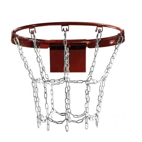 Rede de corrente para aro de basquete