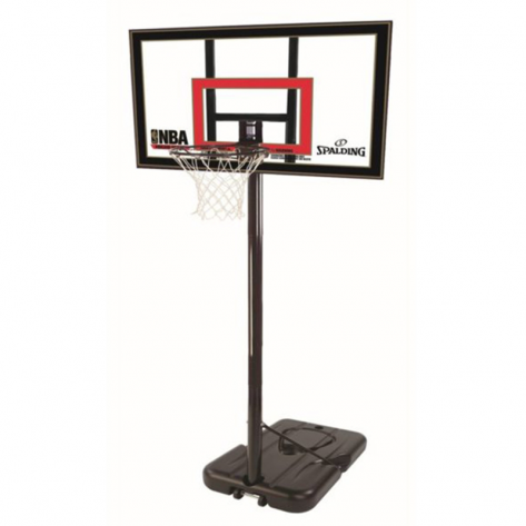 Tabela de Basquete Spalding Highlight Acrylic Portable NBA