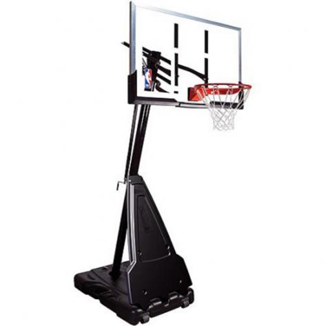 Tabela de Basquete Spalding Platinum Portable Móvel NBA