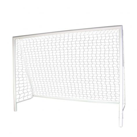 Trave de Futsal Modelo Desmontável com bucha de Espera 3,00m x 2,00m