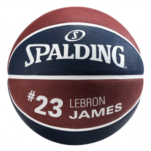 Bola Lebron James Basquete Spalding NBA