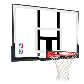 Tabela de Basquete Spalding Quadro Acrílico NBA