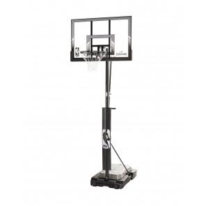 "Tabela Spalding NBA 48"" Ultimate Hybrid Jr. c/ suporte e base - Acrílico"