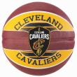 Bola Spalding TIME NBA Tamanho 7 Borracha Basketball - Cleveland Cavaliers