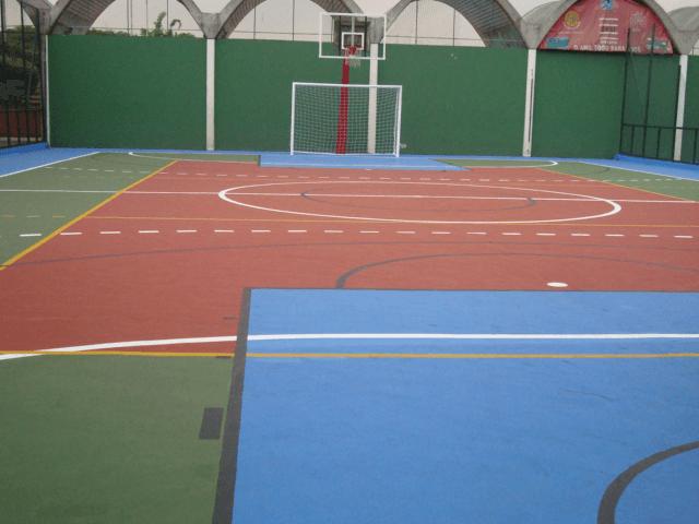 Pisos para quadras esportivas asfálticos